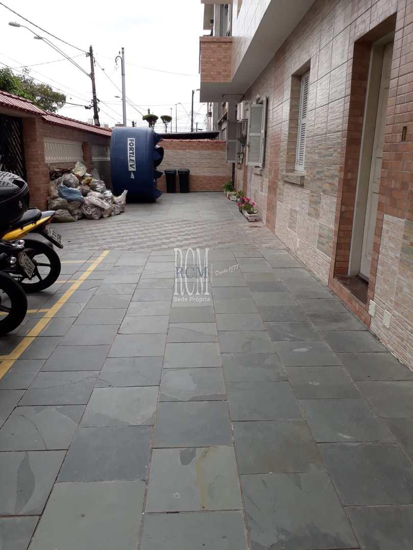 Apartamento com 1 dorm, Centro, São Vicente, Cod: 91785