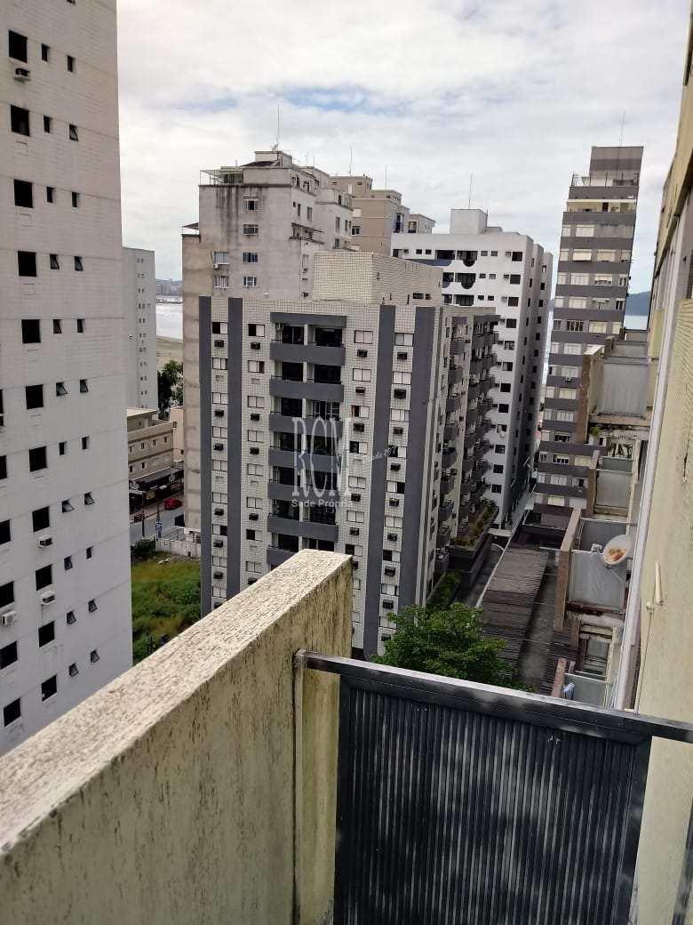 Apartamento com 1 dorm, Itararé, São Vicente - R$ 190 mil, Cod: 91789