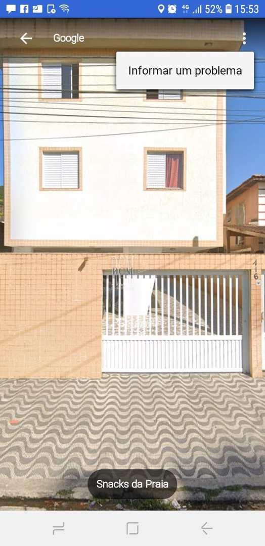 Apartamento com 1 dorm, Vila Voturua, São Vicente, Cod: 91793