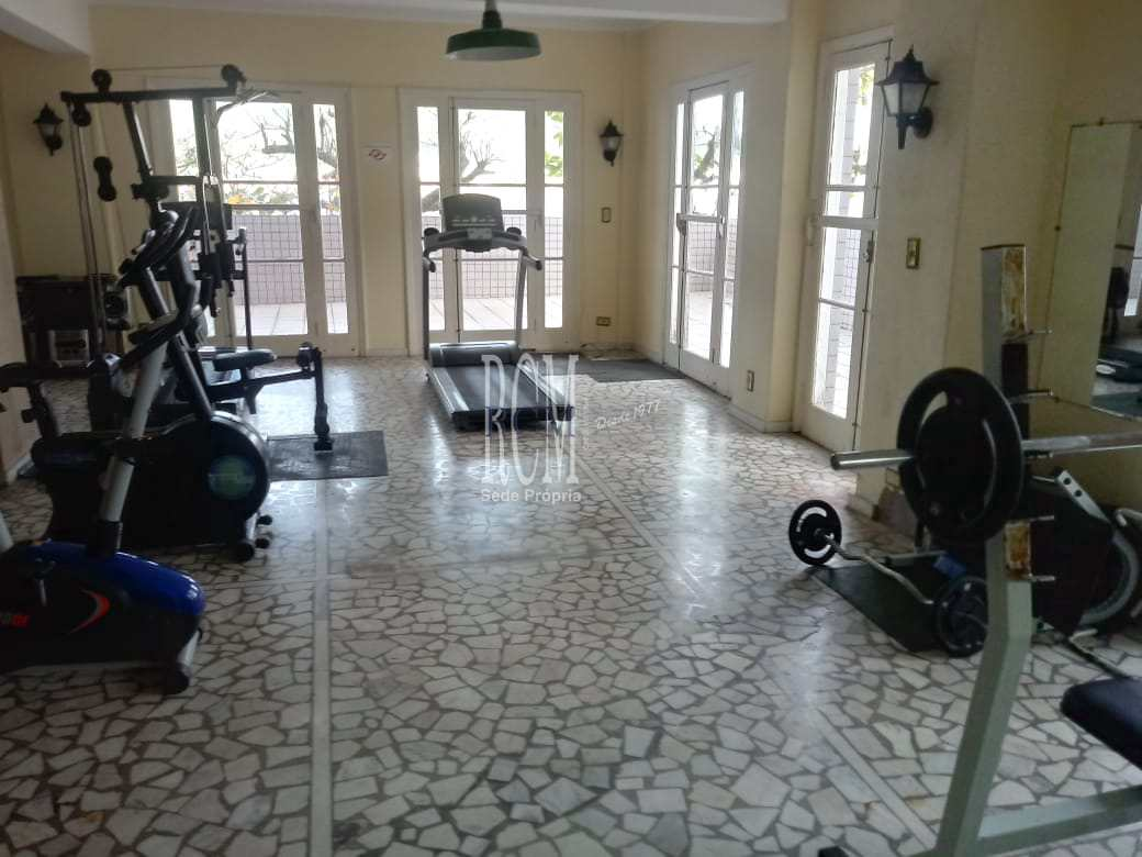 Apartamento com 1 dorm, Itararé, São Vicente - R$ 300 mil, Cod: 91798