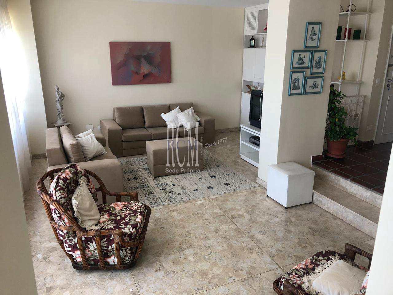Apartamento com 3 dorms, Ilha Porchat, São Vicente - R$ 1 mi, Cod: 91873