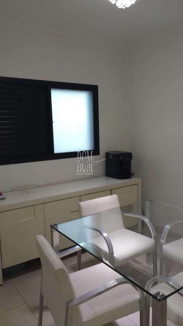 Cobertura com 3 dorms, Pompéia, Santos - R$ 750 mil, Cod: 91894