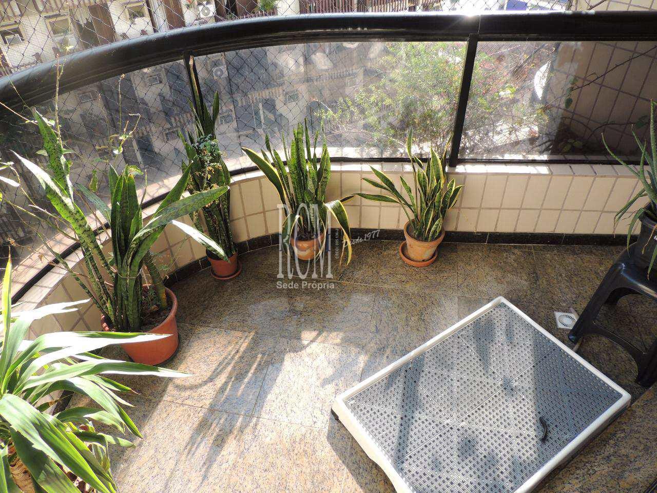Apartamento com 3 dorms, Pompéia, Santos - R$ 780 mil, Cod: 91909