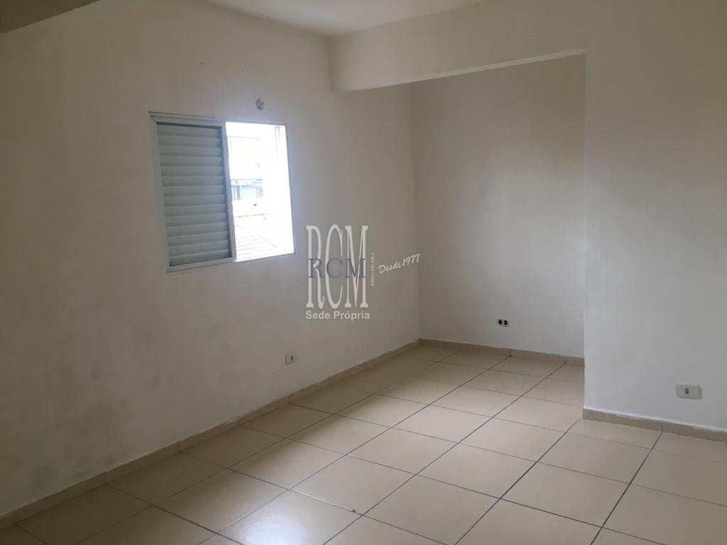 Sala Living com 1 dorm, Centro, São Vicente, Cod: 91939