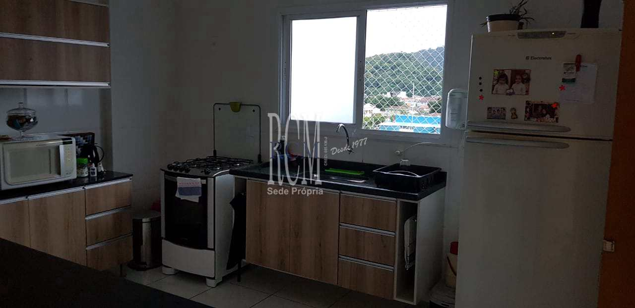 Apartamento com 3 dorms, Parque Bitaru, São Vicente - R$ 300 mil, Cod: 91952