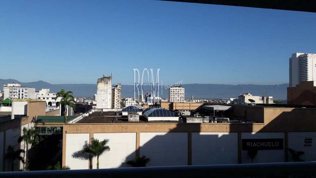 Apartamento com 2 dorms, Centro, São Vicente - R$ 440 mil, Cod: 91970