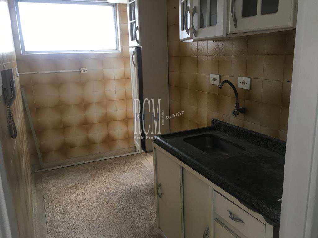 Apartamento com 1 dorm, Centro, São Vicente, Cod: 91977