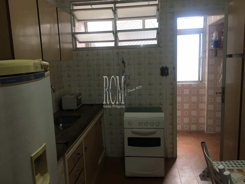Apartamento com 2 dorms, Itararé, São Vicente, Cod: 91981