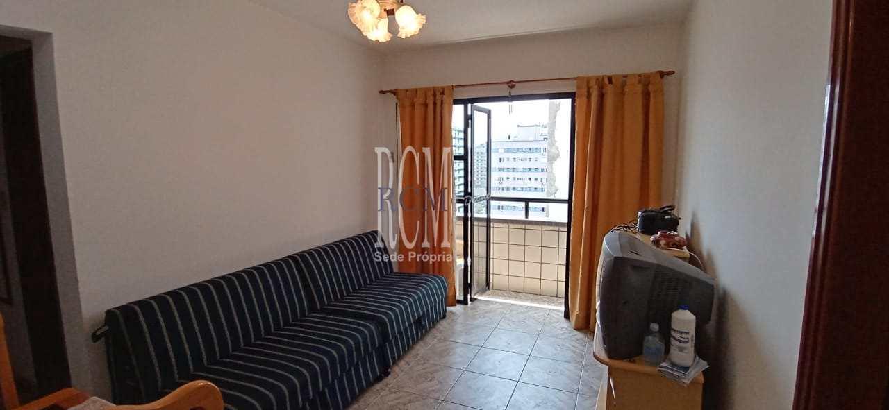 Apartamento com 1 dorm, Boa Vista, São Vicente - R$ 250 mil, Cod: 91991