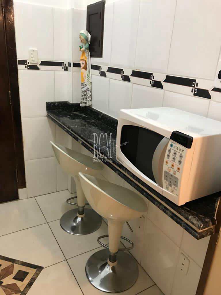 Sala Living com 1 dorm, Itararé, São Vicente - R$ 159 mil, Cod: 91992
