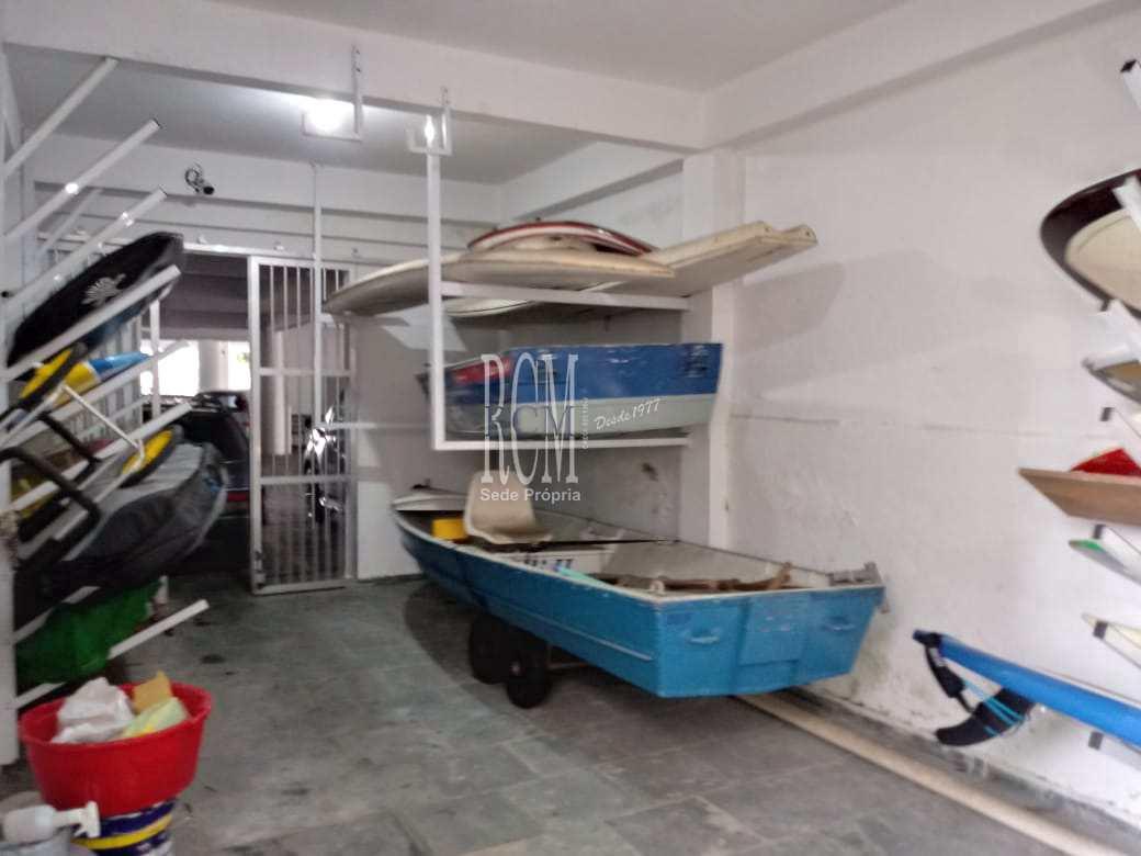 Sala Living com 1 dorm, Itararé, São Vicente, Cod: 92002