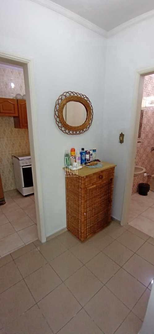Apartamento com 1 dorm, Itararé, São Vicente - R$ 280 mil, Cod: 92021