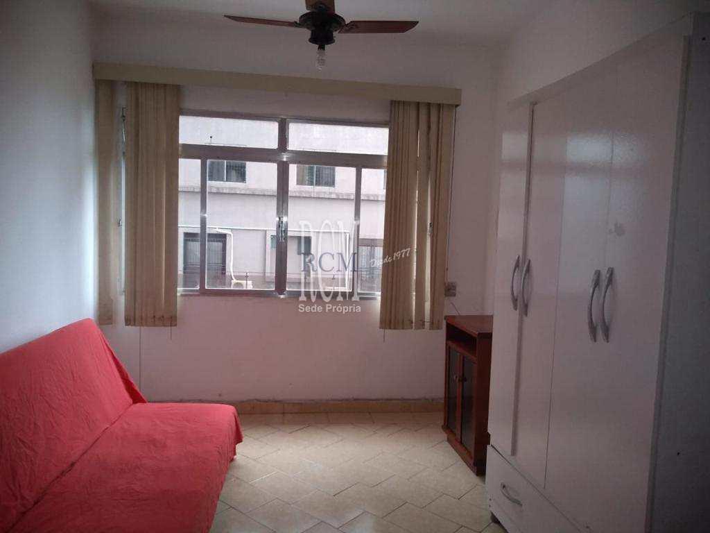 Sala Living com 1 dorm, Itararé, São Vicente - R$ 130 mil, Cod: 92029