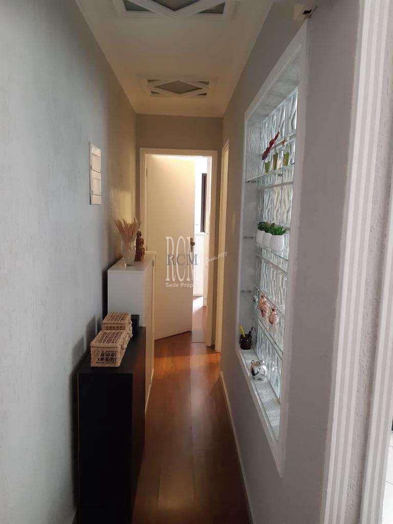 Apartamento com 1 dorm, Itararé, São Vicente - R$ 190 mil, Cod: 92040