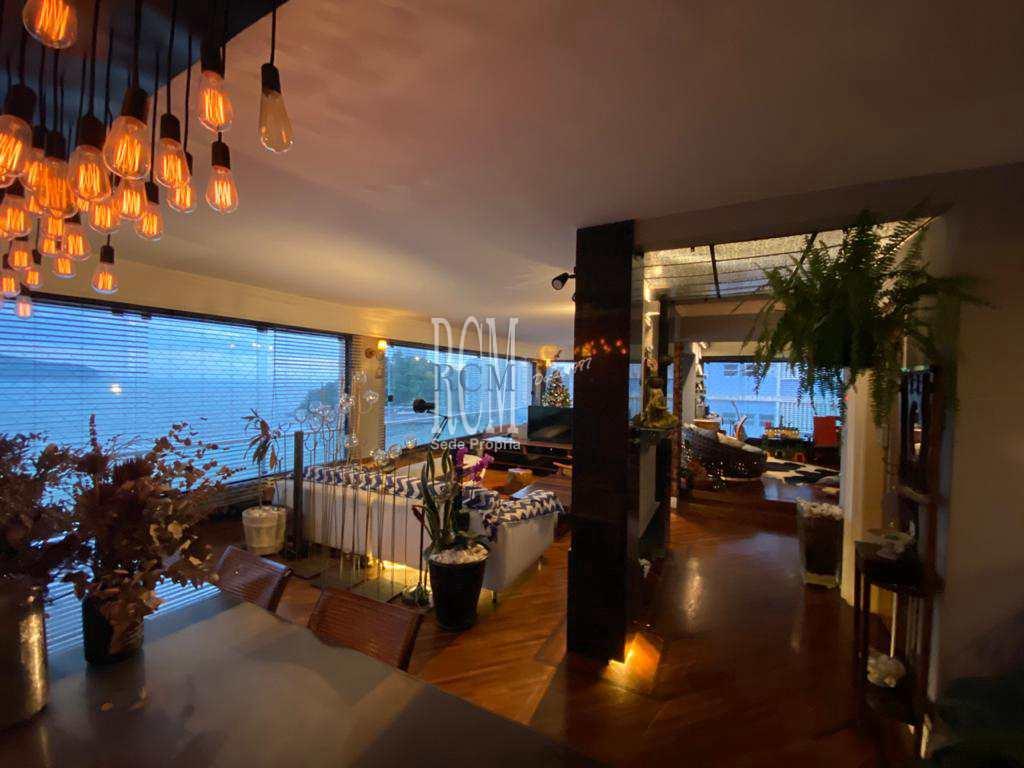 Apartamento com 3 dorms, Itararé, São Vicente - R$ 1.9 mi, Cod: 92084