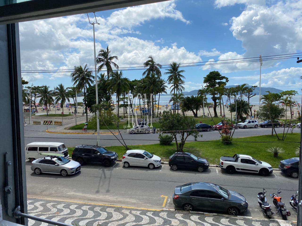 Apartamento com 3 dorms, Itararé, São Vicente - R$ 900 mil, Cod: 92087