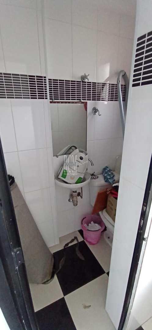Apartamento com 2 dorms, Itararé, São Vicente - R$ 396 mil, Cod: 92099