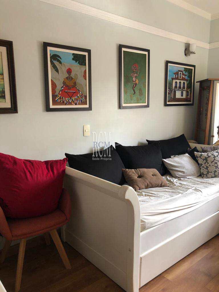 Apartamento com 3 dorms, Centro, São Vicente - R$ 610 mil, Cod: 92104