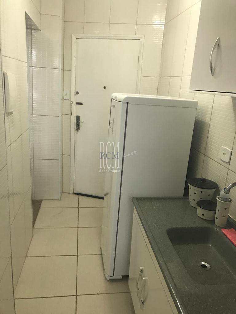 Kitnet com 1 dorm, Centro, São Vicente - R$ 130 mil, Cod: 92111