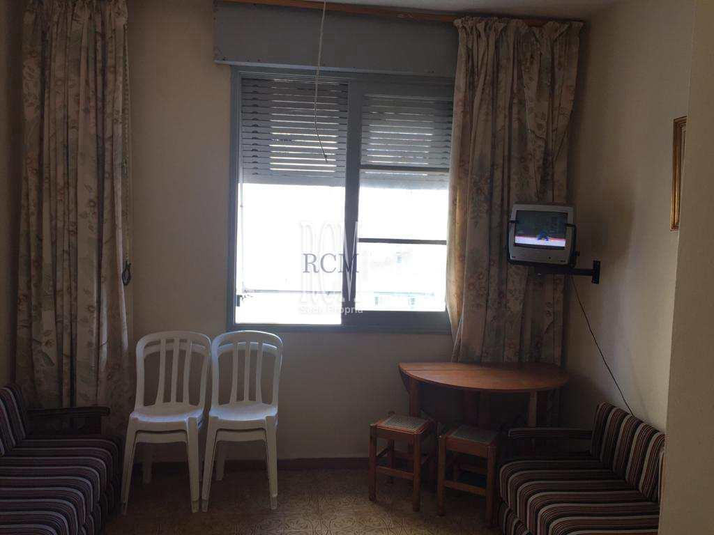 Kitnet com 1 dorm, Itararé, São Vicente - R$ 130 mil, Cod: 92114