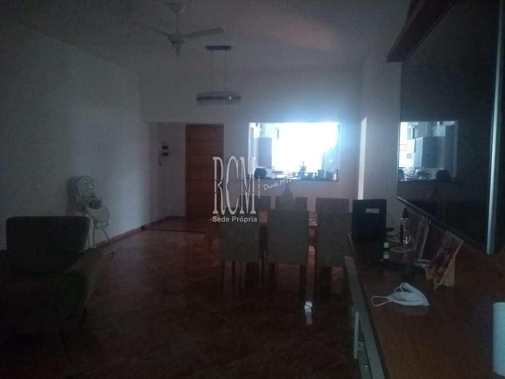 Apartamento com 2 dorms, Itararé, São Vicente - R$ 350 mil, Cod: 92121