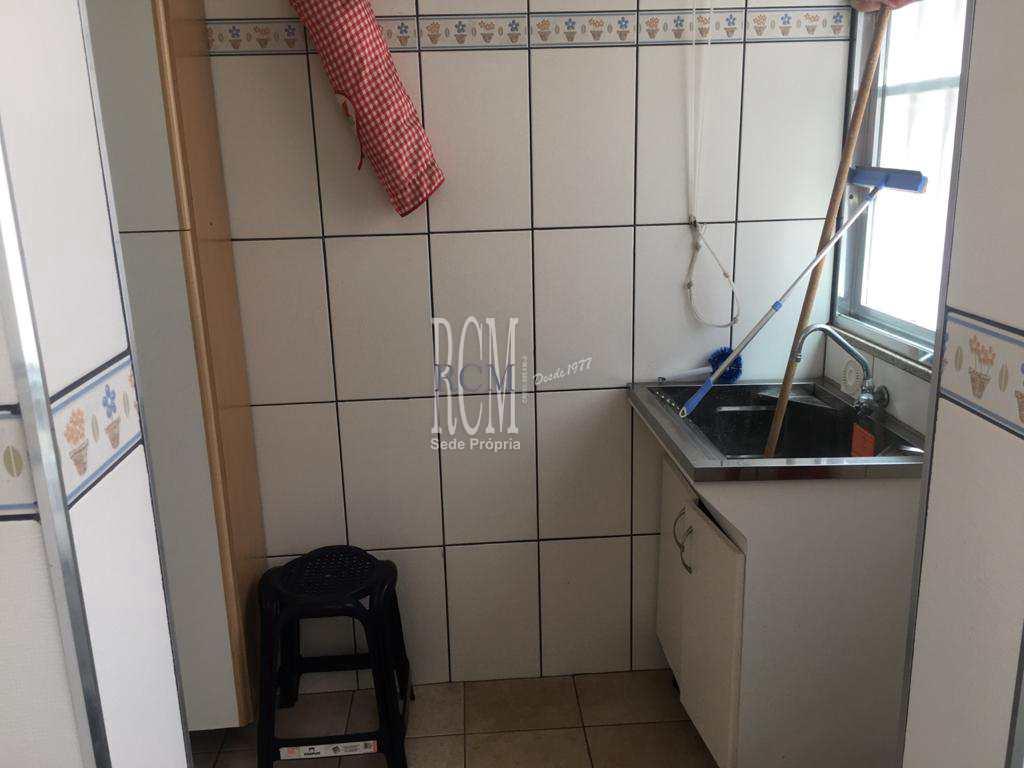 Apartamento com 2 dorms, Itararé, São Vicente - R$ 320 mil, Cod: 92123