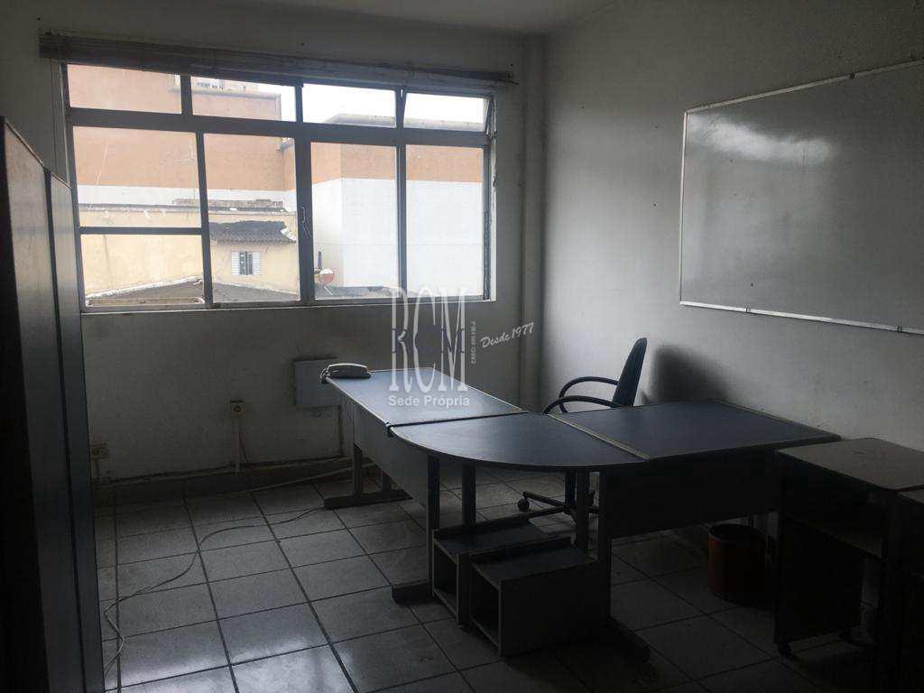 Sala com 5 dorms, Centro, São Vicente - R$ 270 mil, Cod: 92142