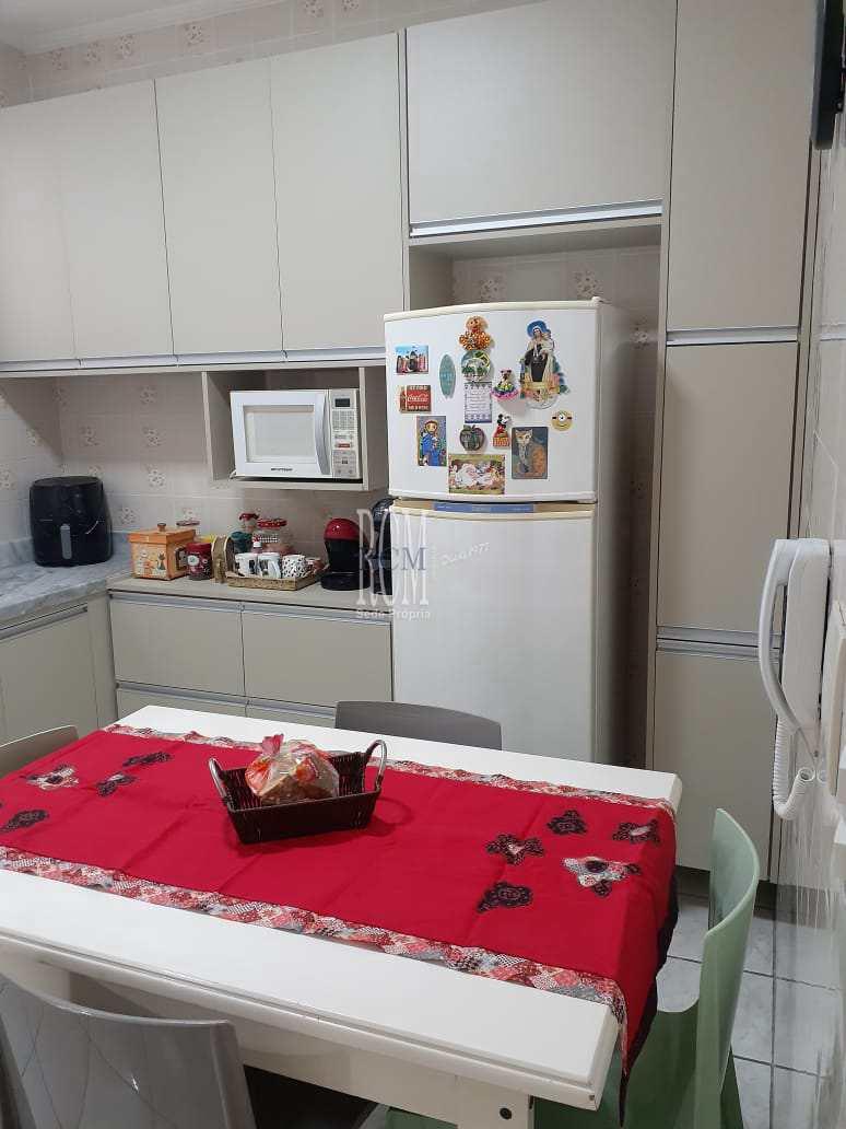 Apartamento com 1 dorm, Centro, São Vicente - R$ 260 mil, Cod: 92148
