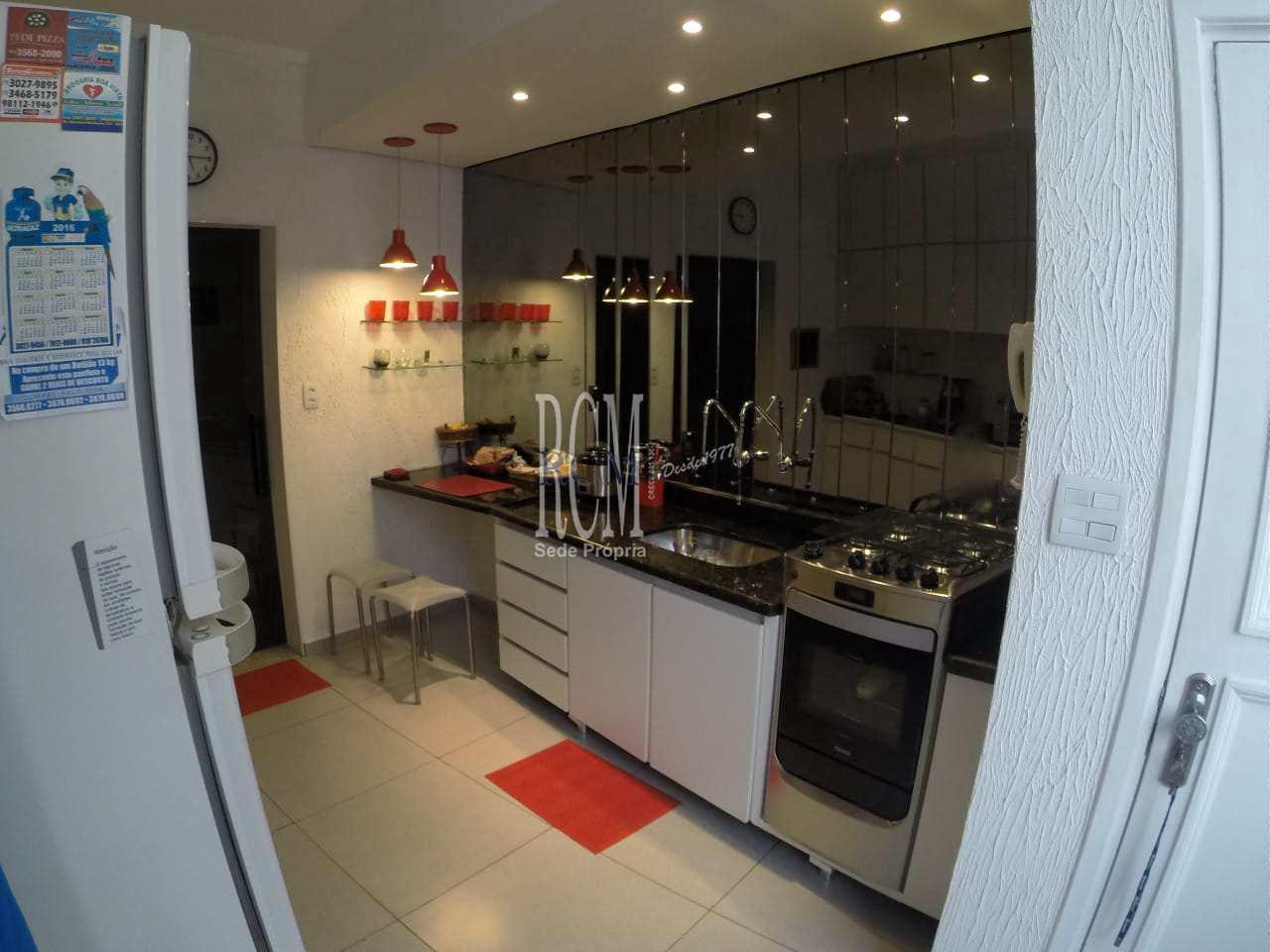 Apartamento com 3 dorms, Itararé, São Vicente - R$ 850 mil, Cod: 92150