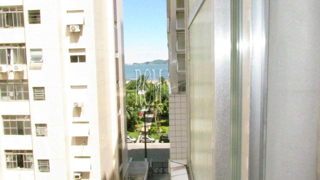 Apartamento com 1 dorm, Itararé, São Vicente, Cod: 92152