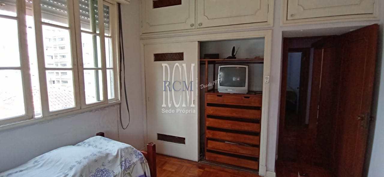 Apartamento com 2 dorms, Itararé, São Vicente - R$ 390 mil, Cod: 92169