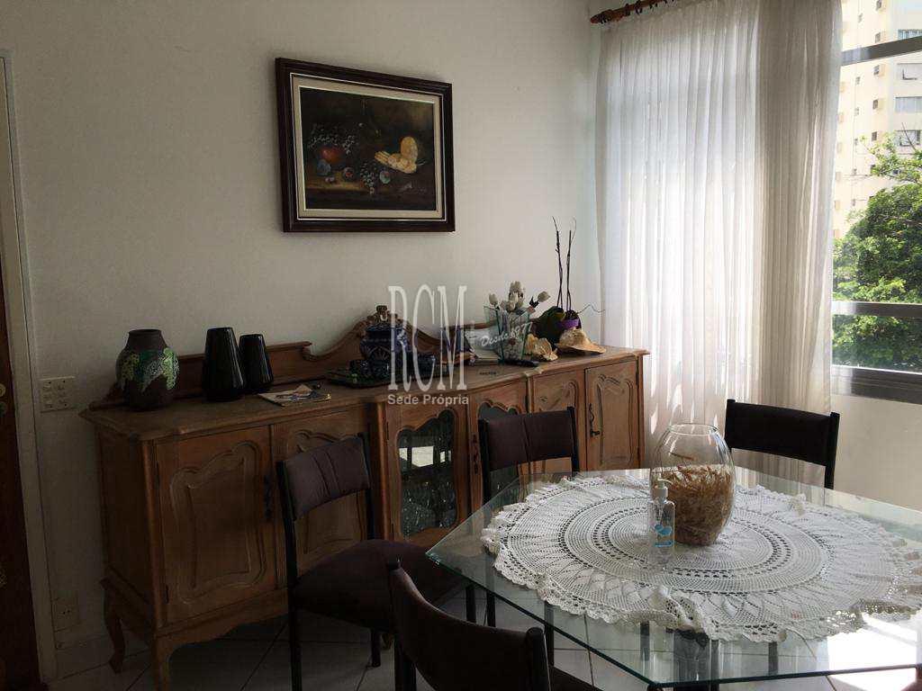 Apartamento com 2 dorms, Ilha Porchat, São Vicente, Cod: 92183