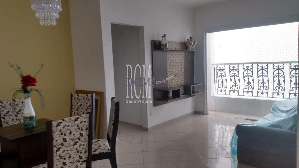 Apartamento com 2 dorms, Itararé, São Vicente, Cod: 92189