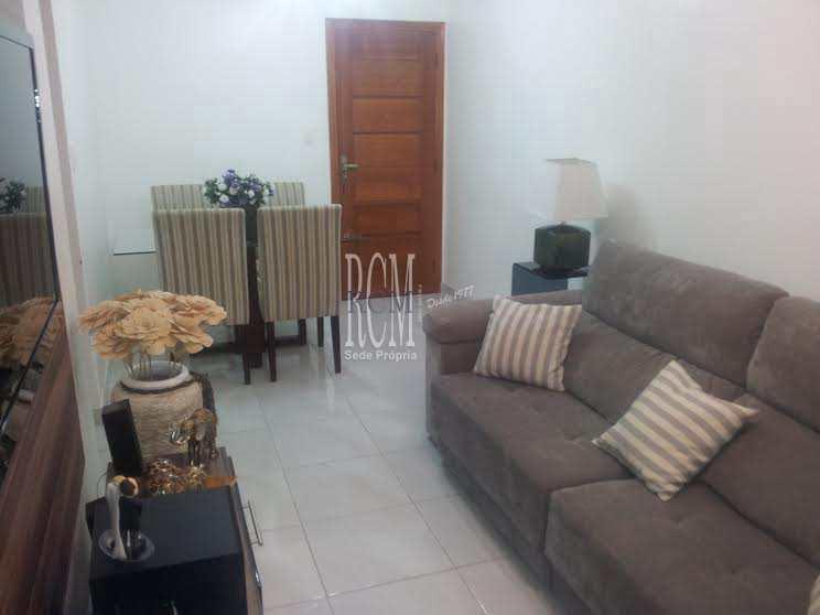 Apartamento com 1 dorm, Itararé, São Vicente - R$ 270 mil, Cod: 92204
