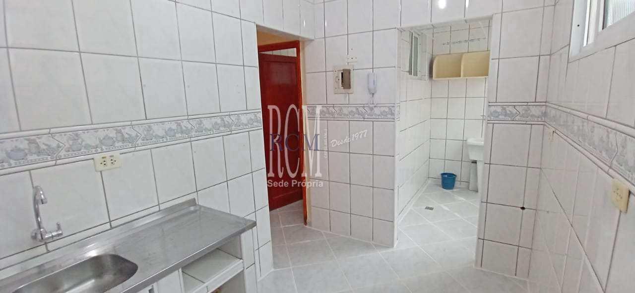 Apartamento com 1 dorm, Centro, São Vicente, Cod: 92206