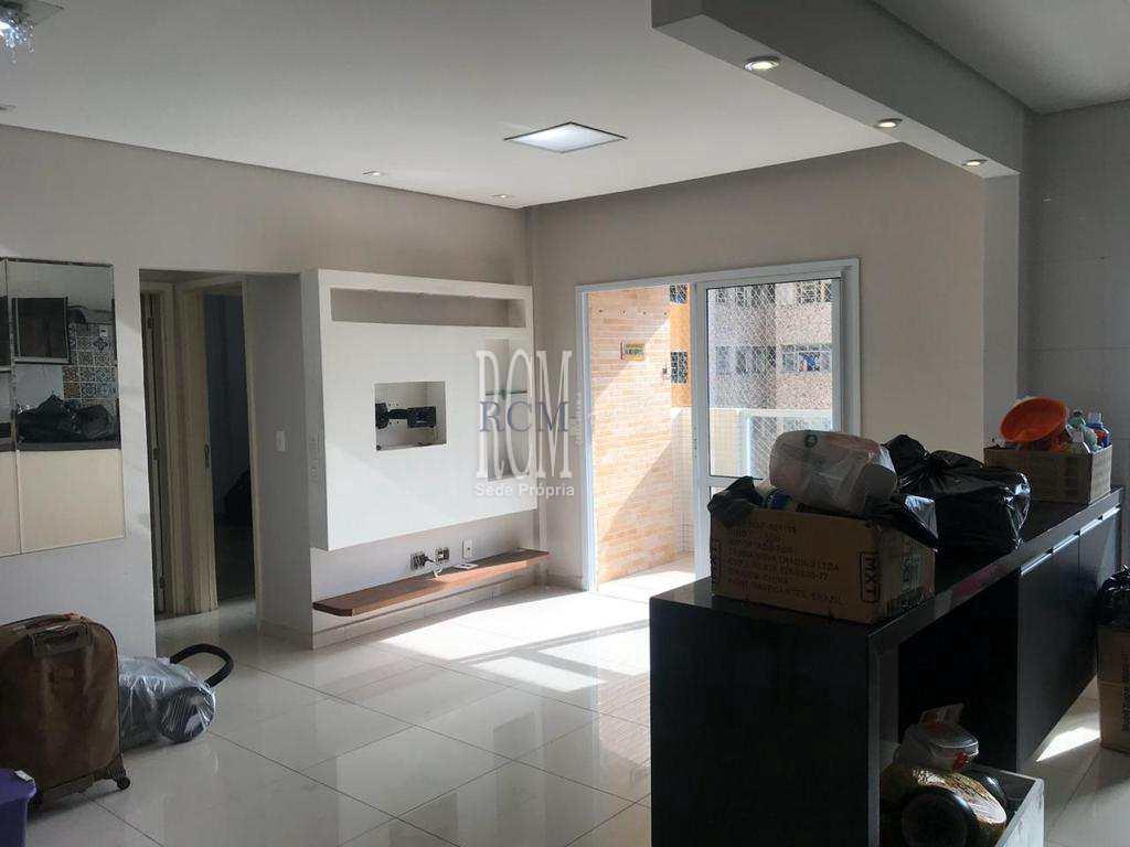 Apartamento com 2 dorms, Centro, São Vicente - R$ 500 mil, Cod: 92223