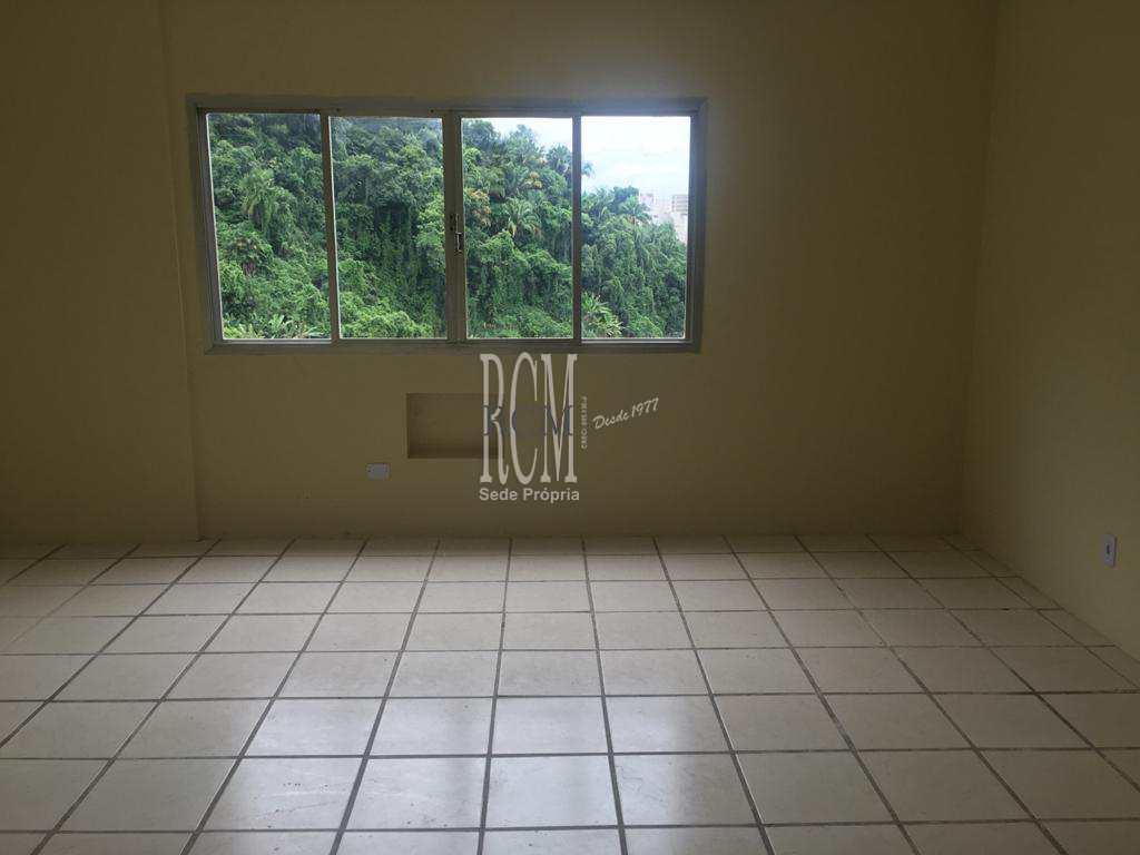 Apartamento com 1 dorm, Itararé, São Vicente, Cod: 92225