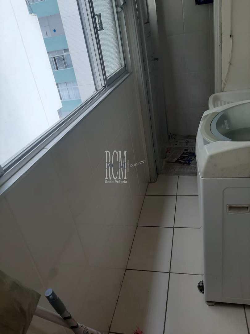 Apartamento com 2 dorms, Centro, São Vicente - R$ 219 mil, Cod: 92255