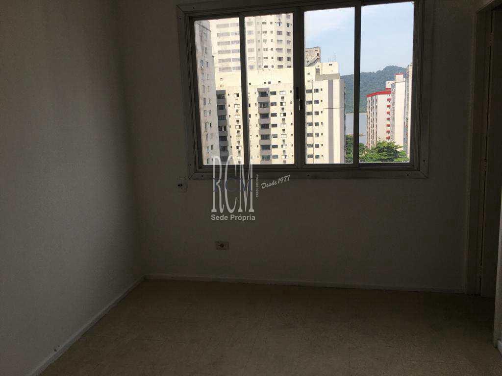 Apartamento com 1 dorm, Itararé, São Vicente, Cod: 92263