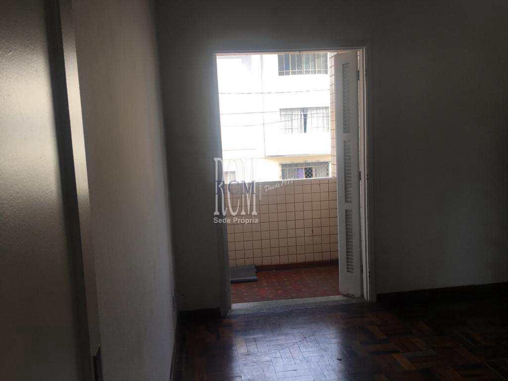 Apartamento com 2 dorms, Centro, São Vicente - R$ 290 mil, Cod: 92266