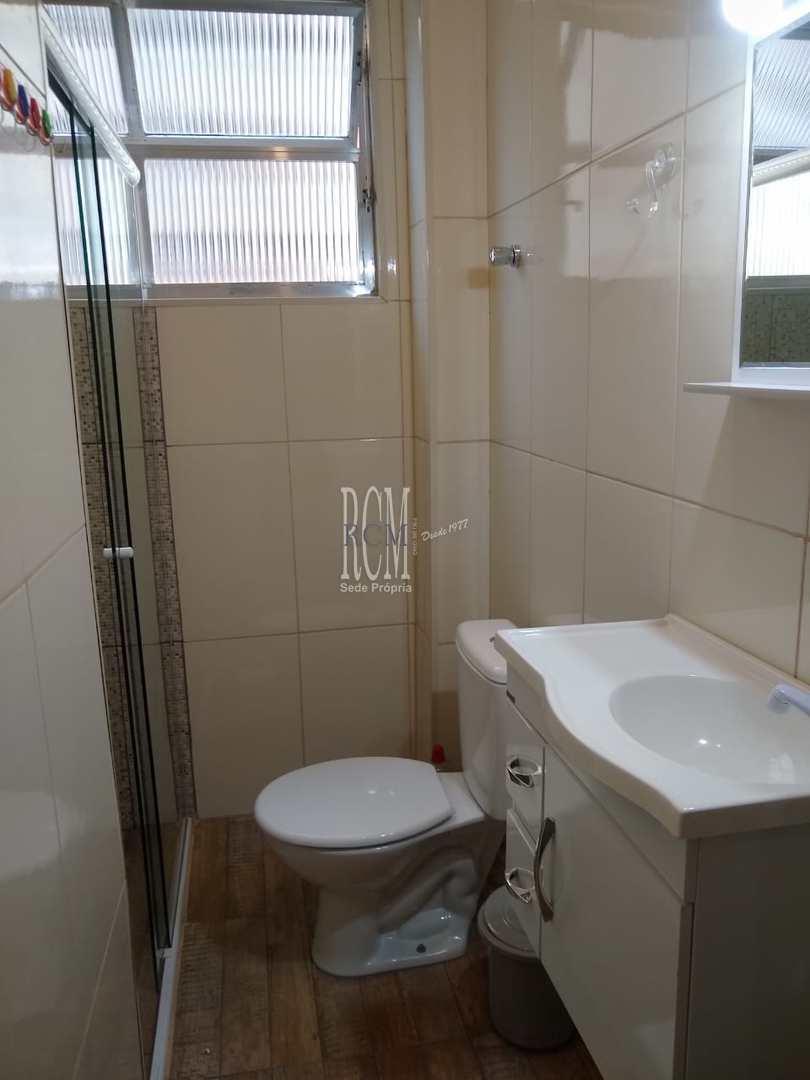 Apartamento com 1 dorm, Gonzaga, Santos, Cod: 92274