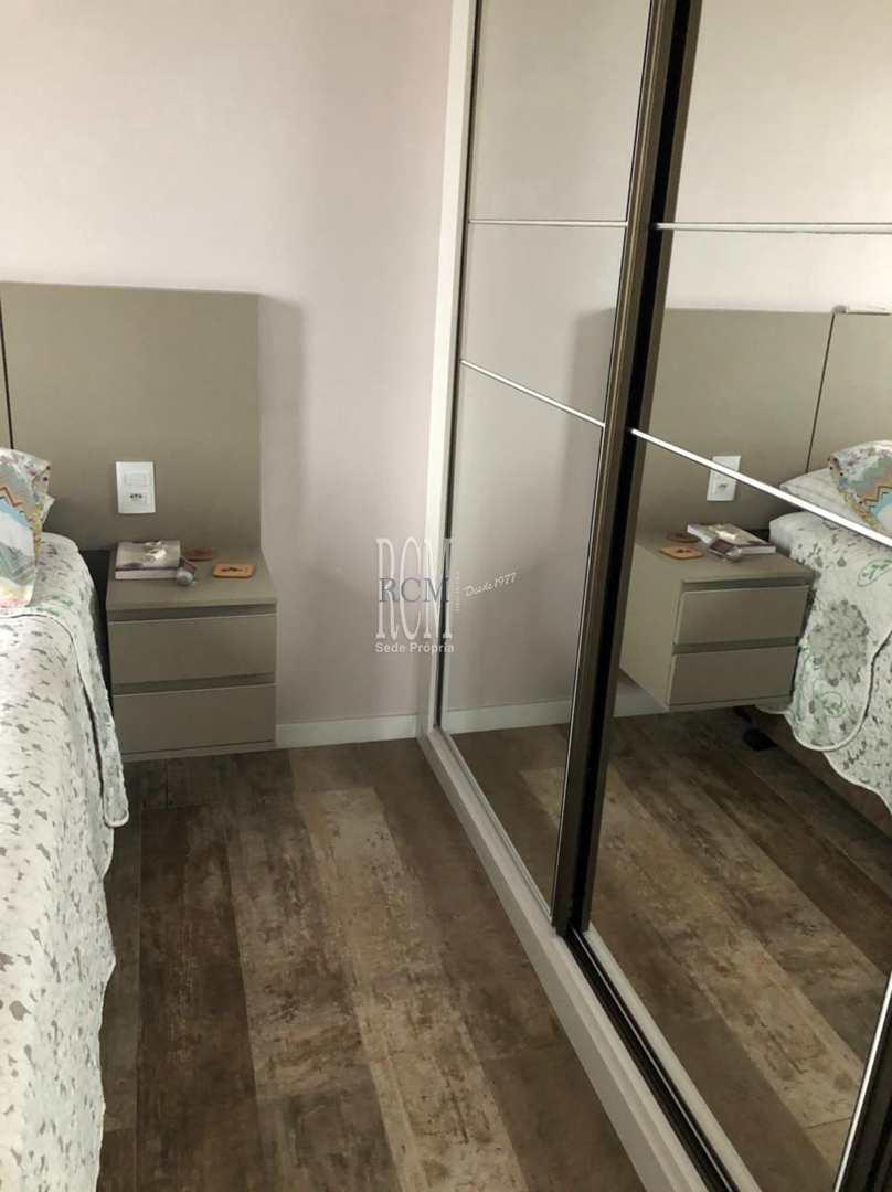 Apartamento com 2 dorms, Vila Valença, São Vicente - R$ 450 mil, Cod: 92275