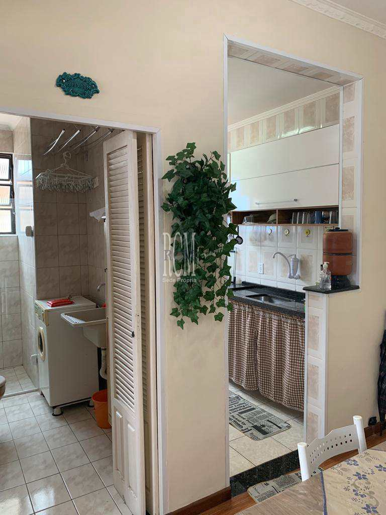 Sala Living com 1 dorm, Itararé, São Vicente - R$ 160 mil, Cod: 92277