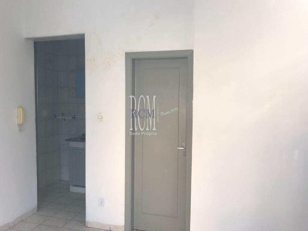 Sala Living com 1 dorm, Itararé, São Vicente, Cod: 92286
