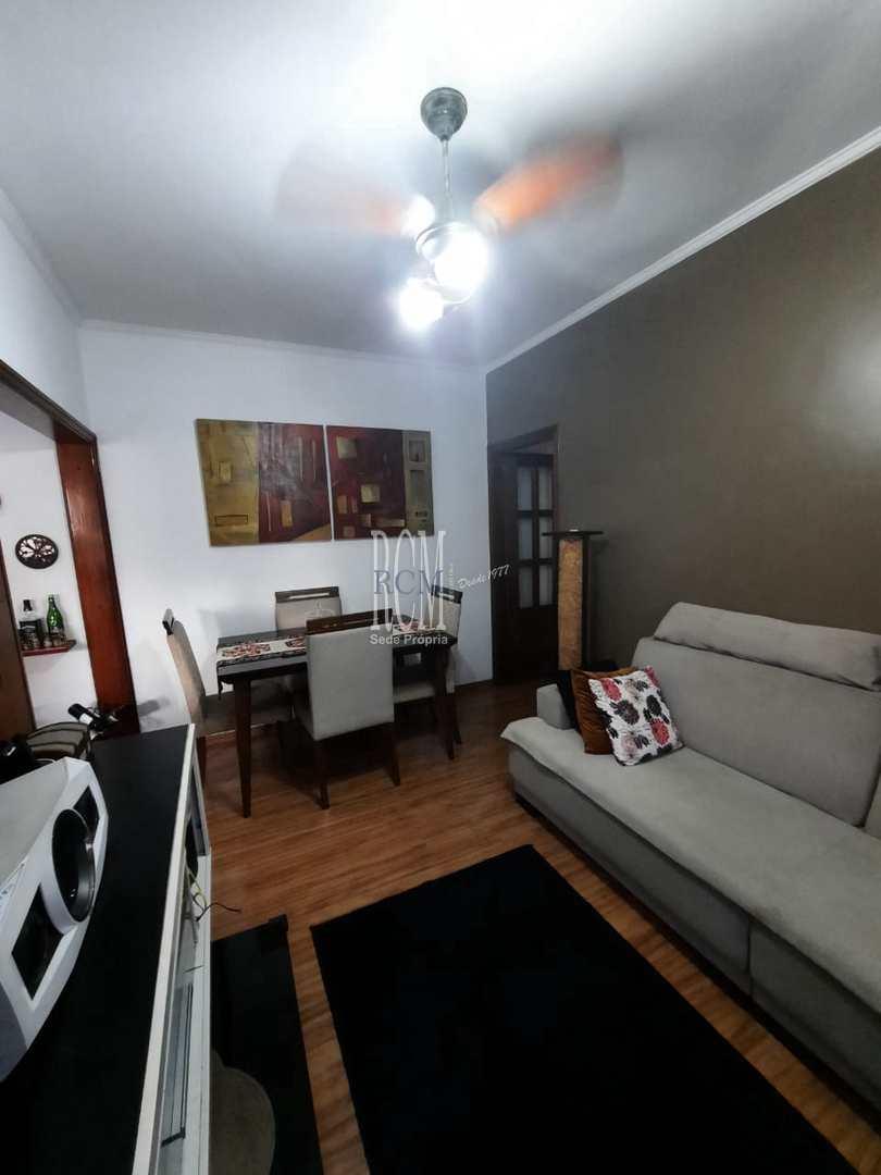Apartamento com 2 dorms, Centro, São Vicente - R$ 298 mil, Cod: 92312