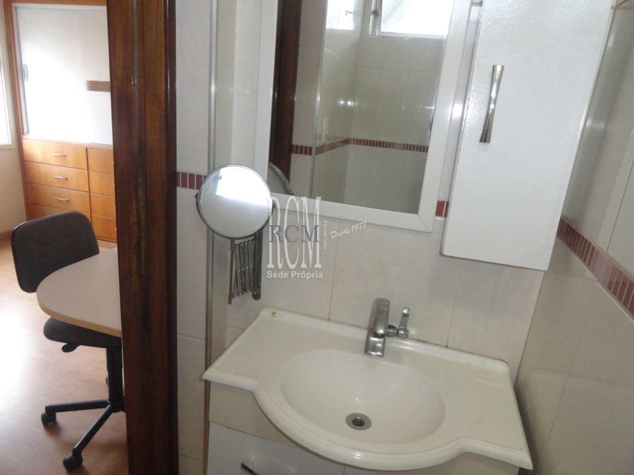 Apartamento com 2 dorms, Itararé, São Vicente - R$ 355 mil, Cod: 92392