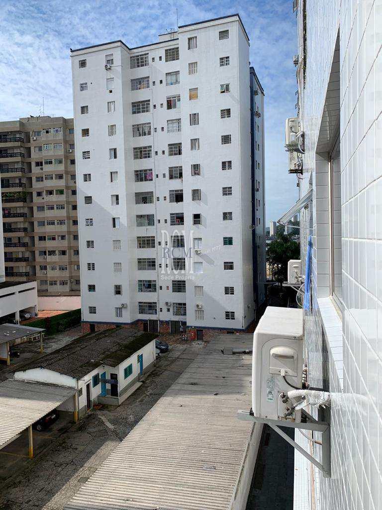 Apartamento com 1 dorm, Centro, São Vicente, Cod: 92428
