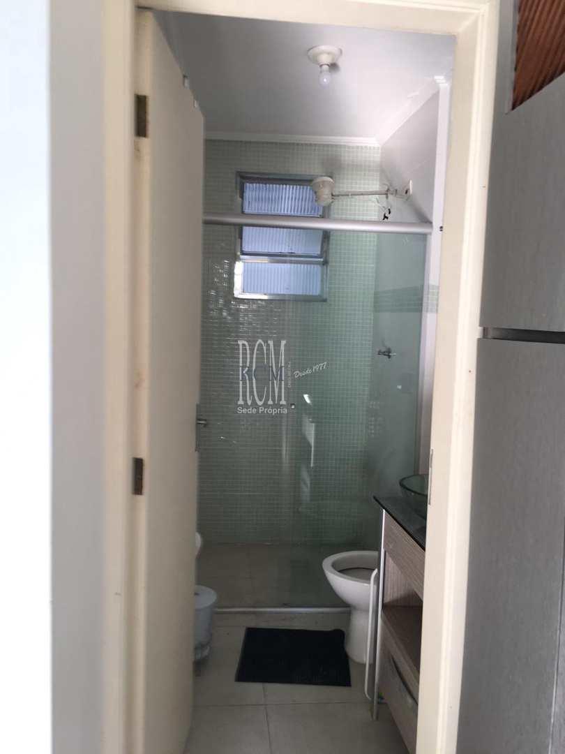 Sala Living com 1 dorm, Centro, São Vicente - R$ 169 mil, Cod: 92431
