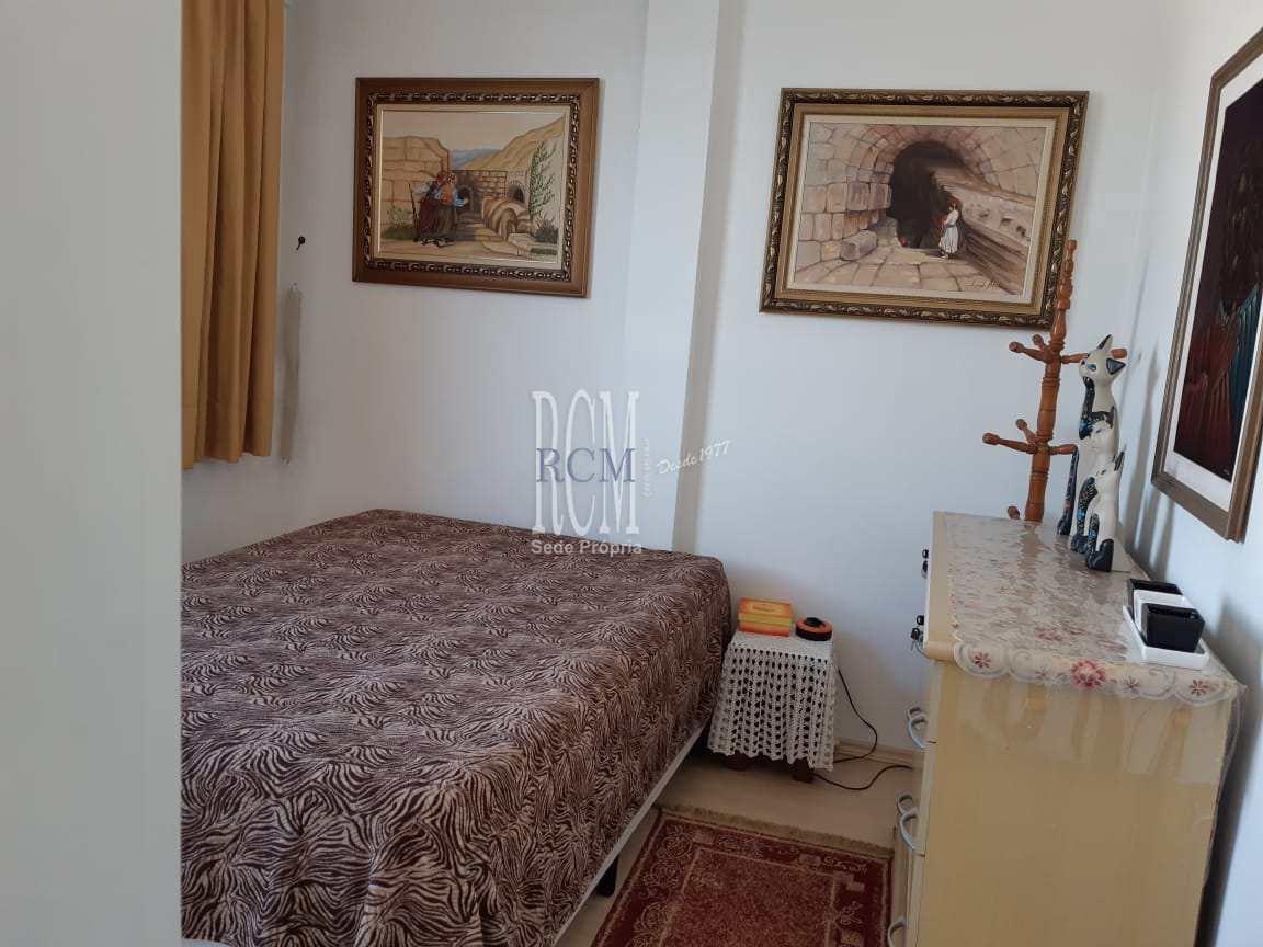 Apartamento com 3 dorms, Centro, São Vicente - R$ 600 mil, Cod: 92449