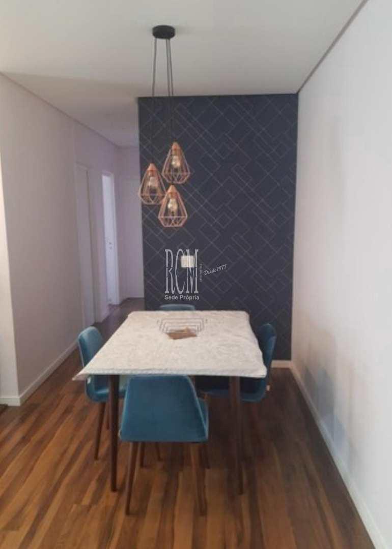 Apartamento com 3 dorms, Estuário, Santos - R$ 500 mil, Cod: 92463